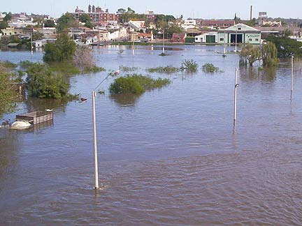 May flood in Mercedes Uruguay 4
